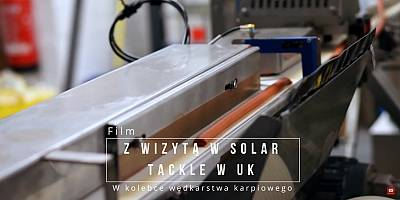 Reportaż z wizyty w Solar Tackle w UK