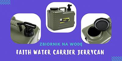 Faith Water Carrier Jerrycan