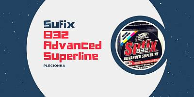 Plecionka Sufix 832 Advanced Superline