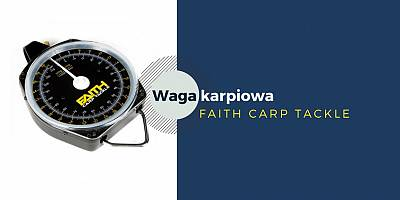Waga karpiowa Faith Carp Tackle do 50 kg