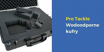 Wodoodporne kufry Pro Tackle Outdoor Fatbox