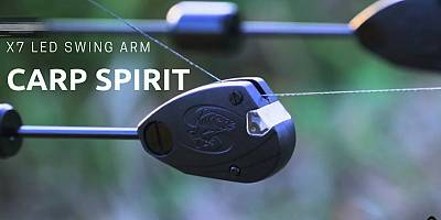 Swingery Carp Spirit X7 LED Swing Arm