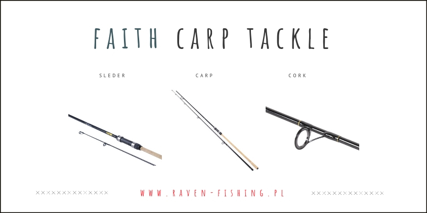 Karpiówki Faith Sleder Carp Cork