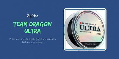 Żyłka Team Dragon ULTRA