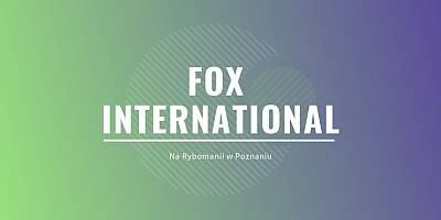 Fox International na Rybomanii 2019