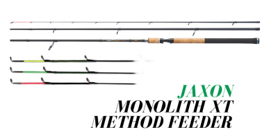 Wędziska Jaxon Monolith XT Method Feeder