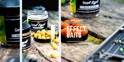 Effect Baits z serią Secret Effect na zimne wody