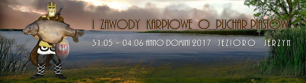 I Zawody Karpiowe o Puchar Piastów #1