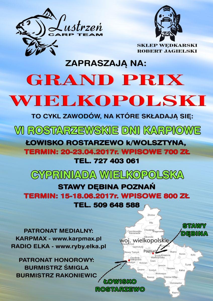Cypriniada Wielkopolska (Grand Prix Wielkopolski) #1
